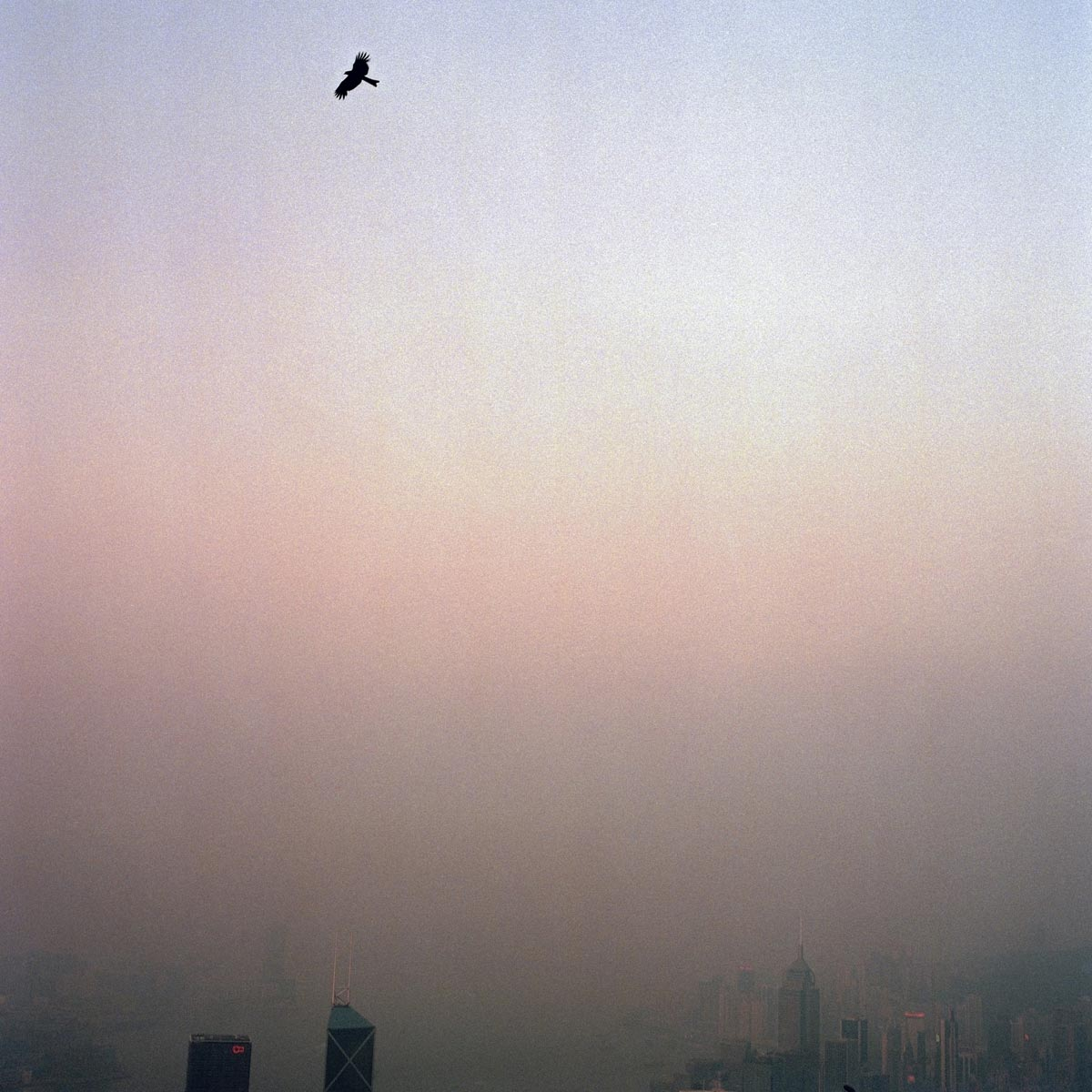 Gözde Mimiko Türkkan - Break, 2011, taken in Hong Kong
