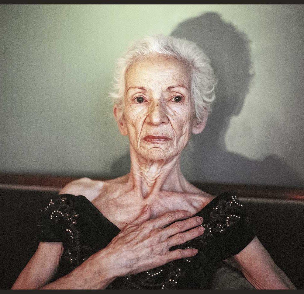 Gözde Mimiko Türkkan - Portrait of grand mother